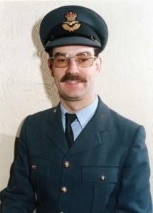 Flt Lt Alford