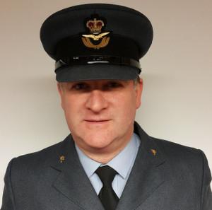 Flying Officer Lever