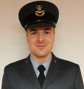 Pilot Officer Moores